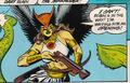 Hawkgirl Earth-D 001
