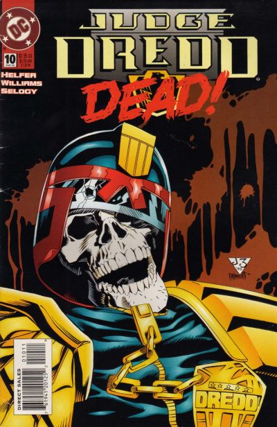 Judge Dredd Vol 1 10