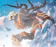 Manhunter The Legend of Wonder Woman 001