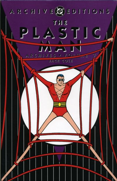Plastic Man Archives Vol. 7 (Collected)