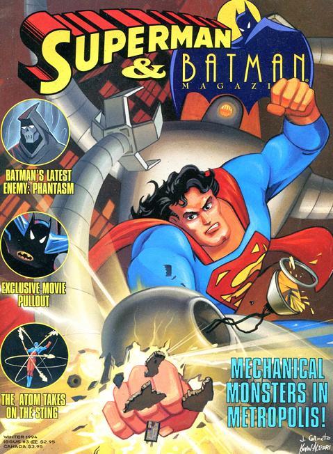 Superman & Batman Magazine Vol 1 3