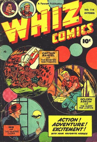 Whiz Comics Vol 1 114