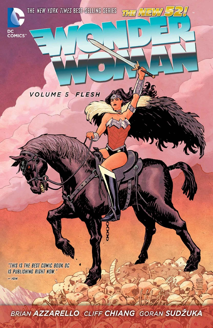 Wonder Woman: Flesh (Collected)