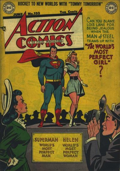 Action Comics Vol 1 133