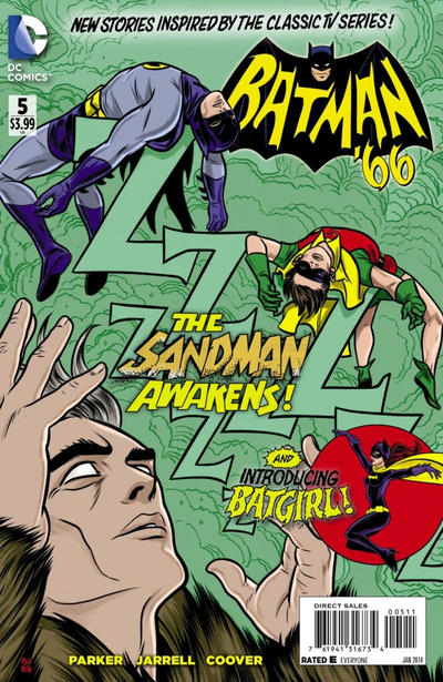 Batman '66 Vol 1 5