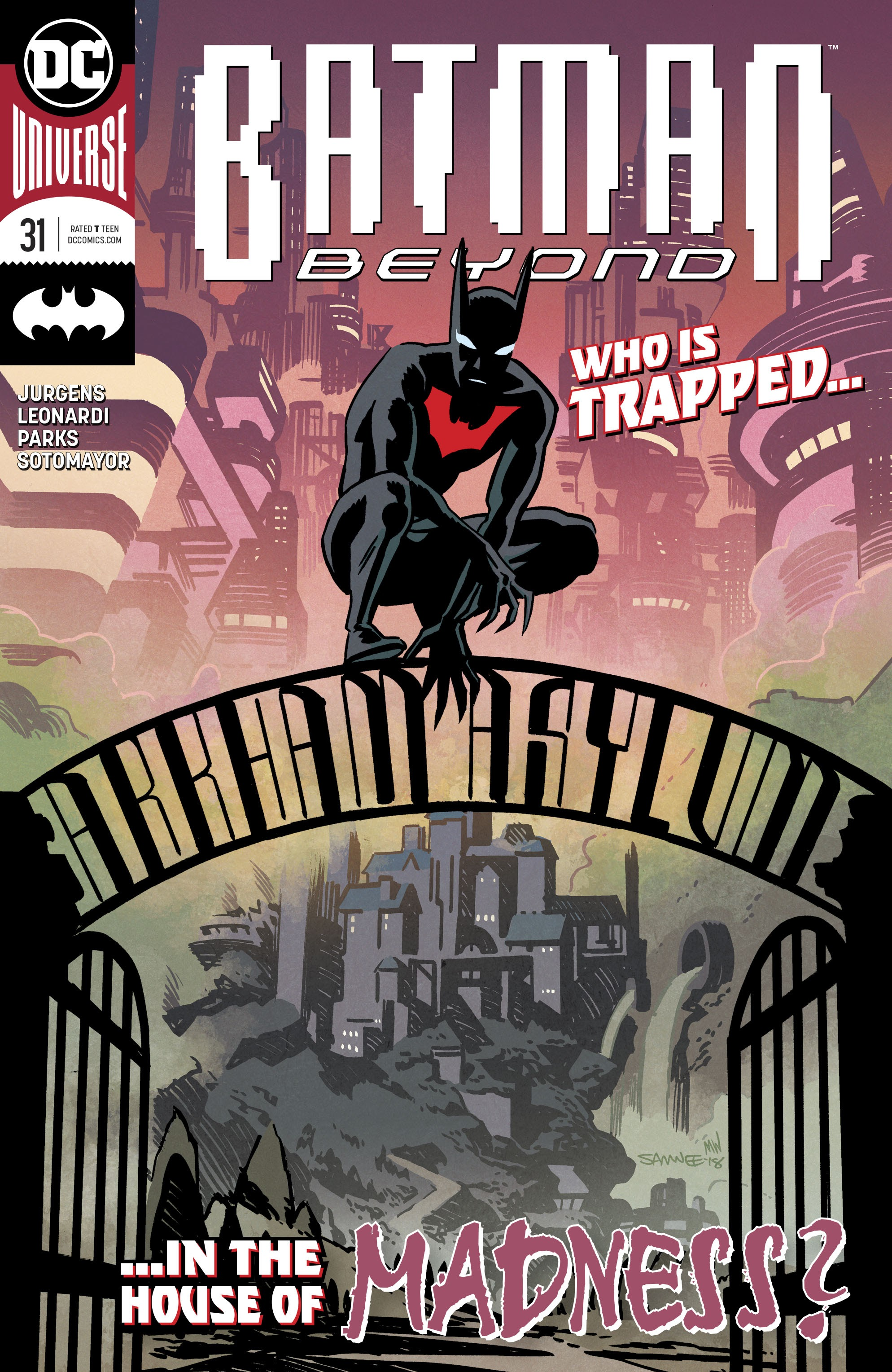 Batman Beyond Vol 6 31