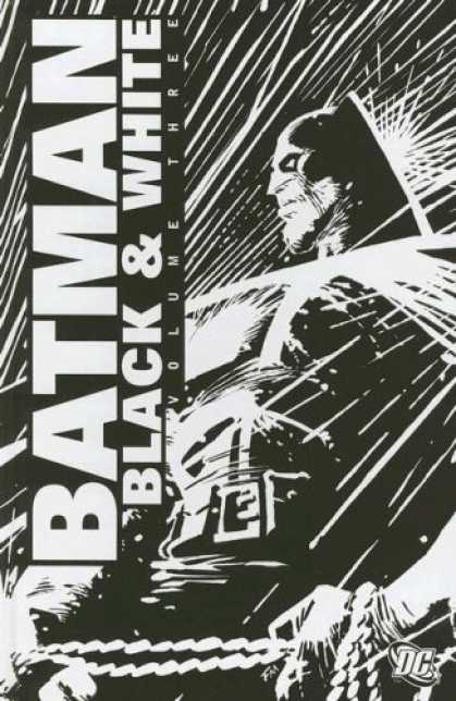 Batman: Black & White, Vol. 3 (Collected)