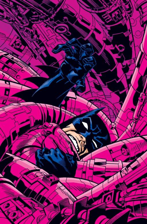 Batman: Cyber Revolution Vol 1