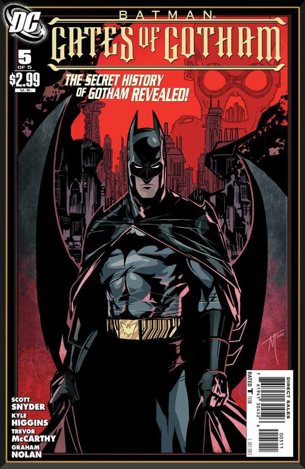 Batman: Gates of Gotham Vol 1 5