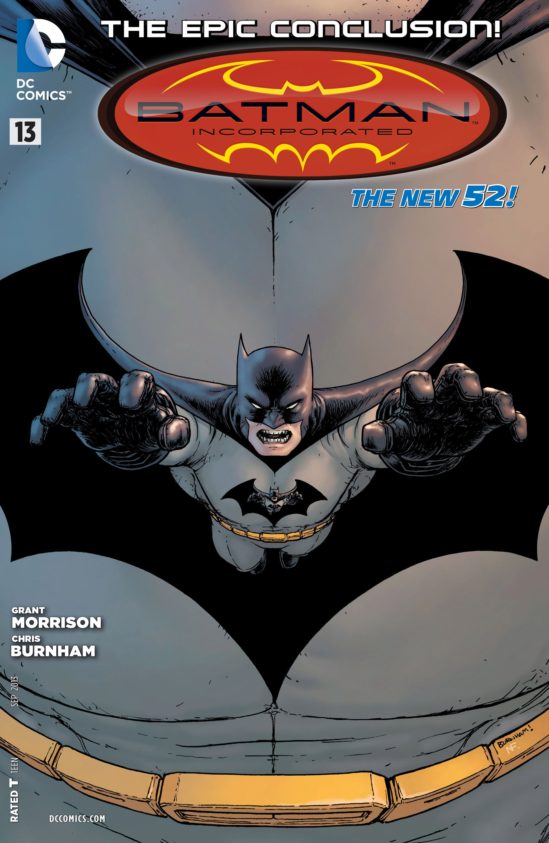 Batman Incorporated Vol 2 13