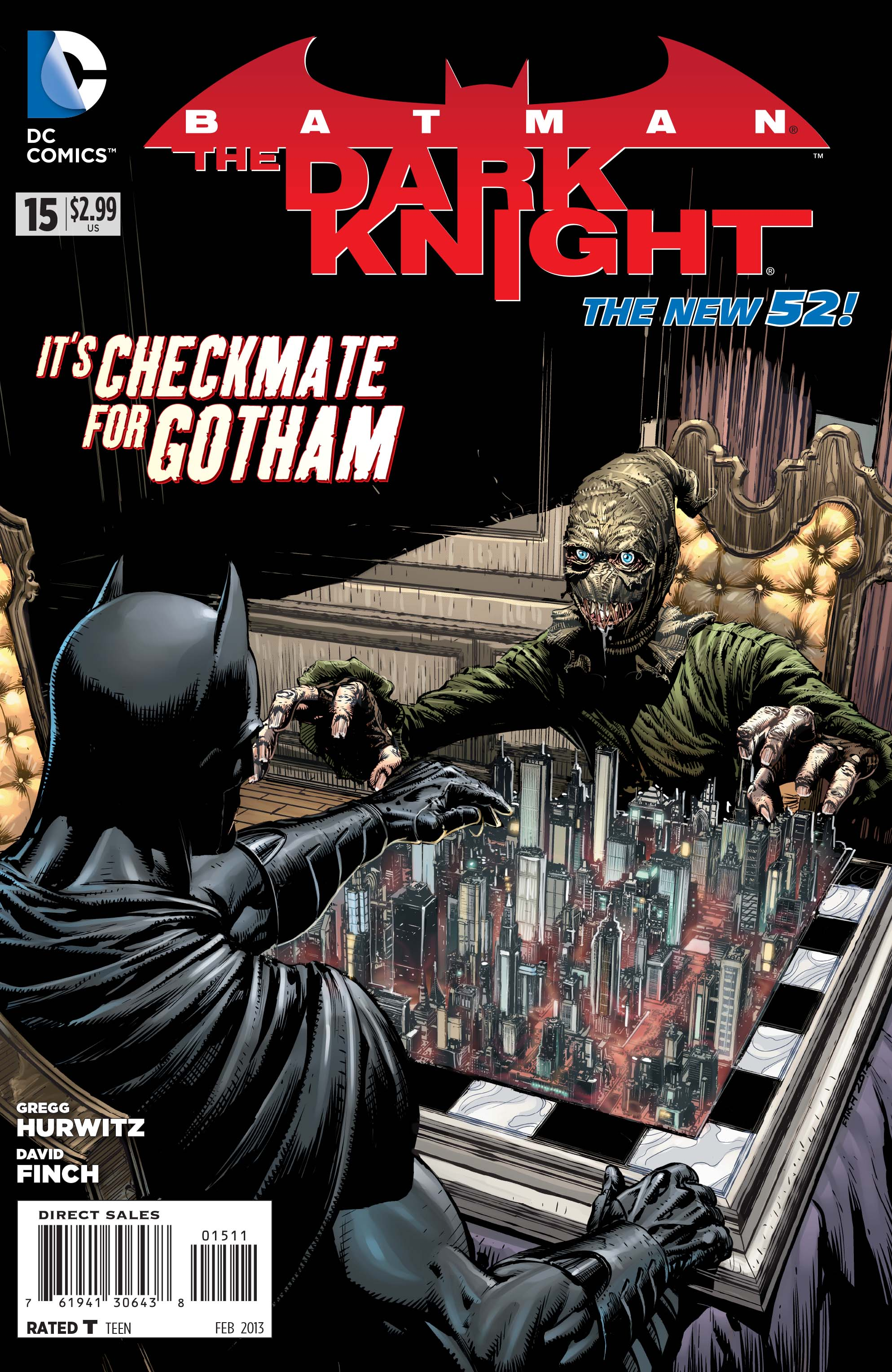 Batman: The Dark Knight Vol 2 15