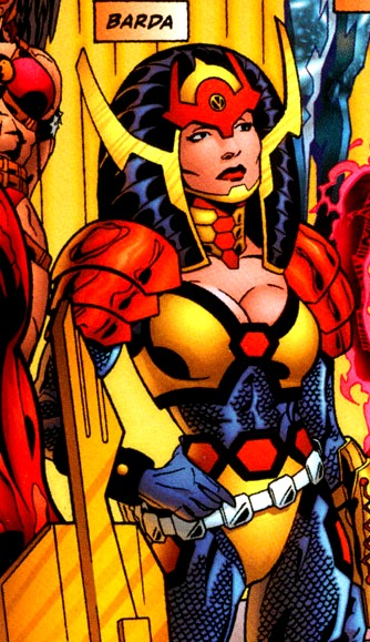 Big Barda (Earth-1098)