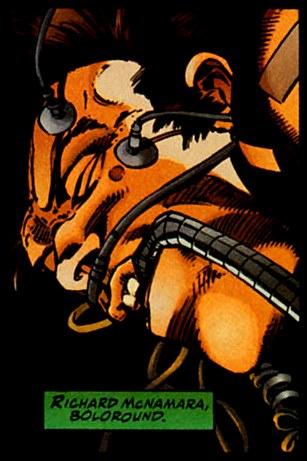 Richard McNamara (Wildstorm Universe)