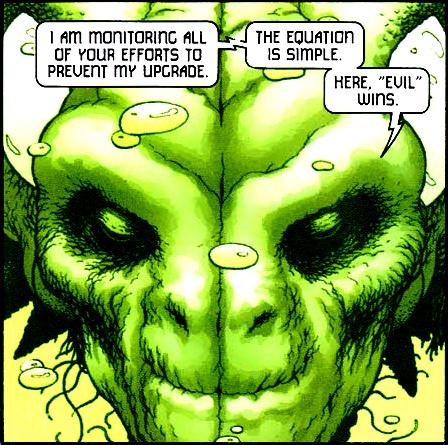 Brainiac (Antimatter Universe)