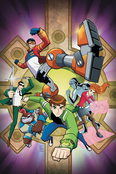 Cartoon Network Action Pack Vol 1 65