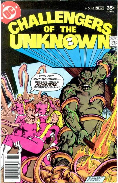Challengers of the Unknown Vol 1 83