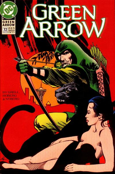 Green Arrow Vol 2 72
