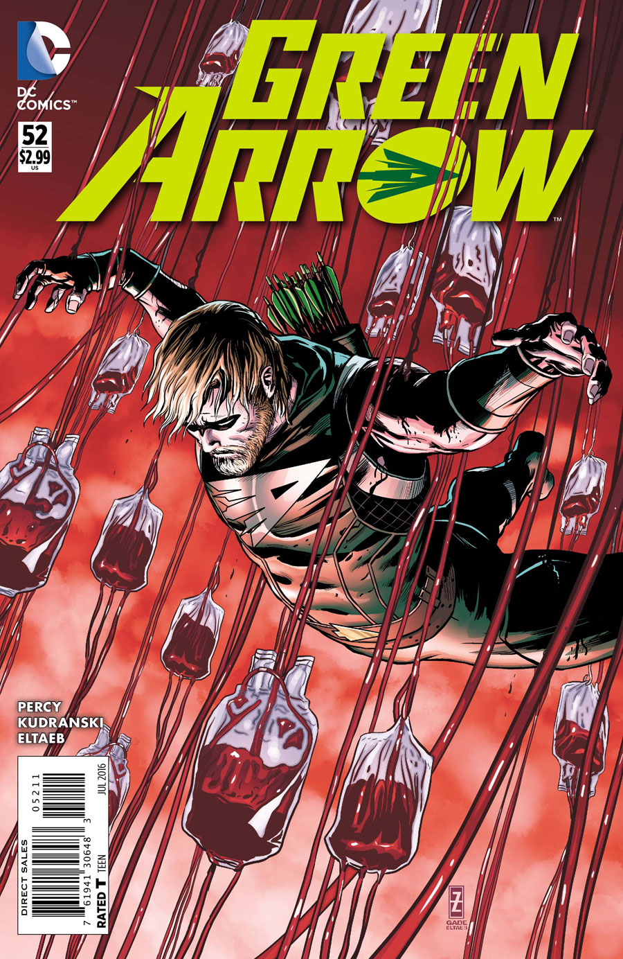 Green Arrow Vol 5 52