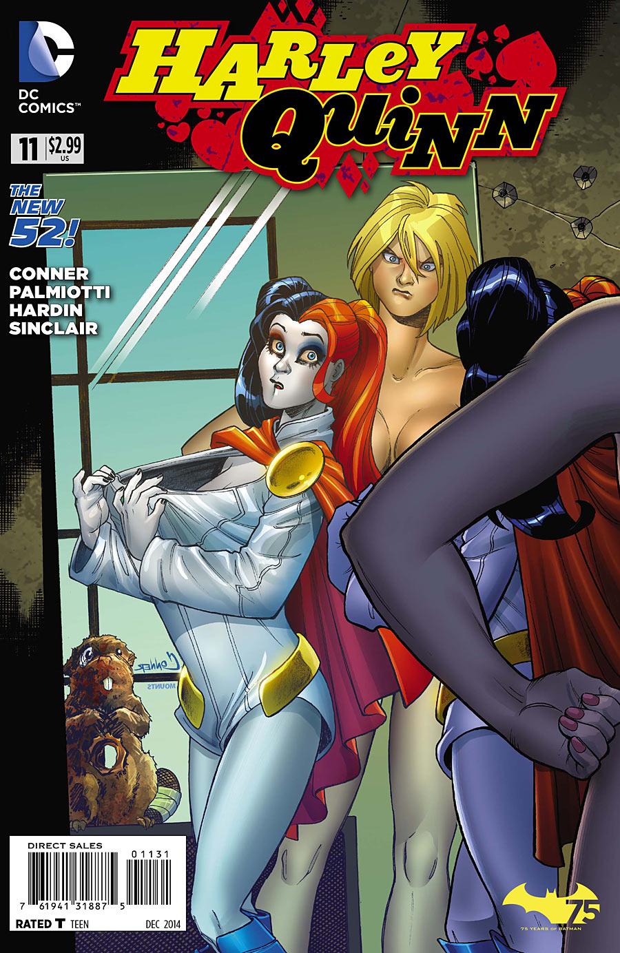 Harley Quinn Vol 2 11 Conner Variant.jpg