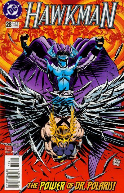 Hawkman Vol 3 28