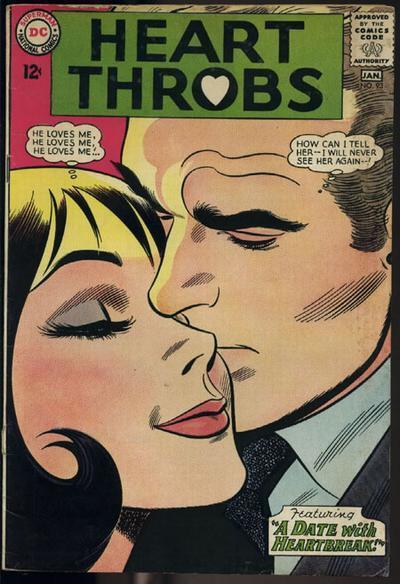 Heart Throbs Vol 1 93
