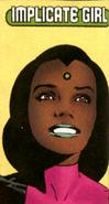 Implicate Girl DC One Million 001