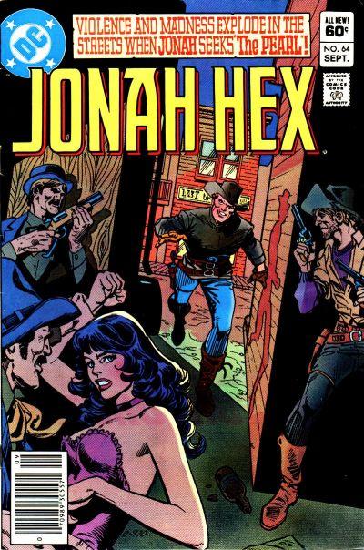 Jonah Hex Vol 1 64
