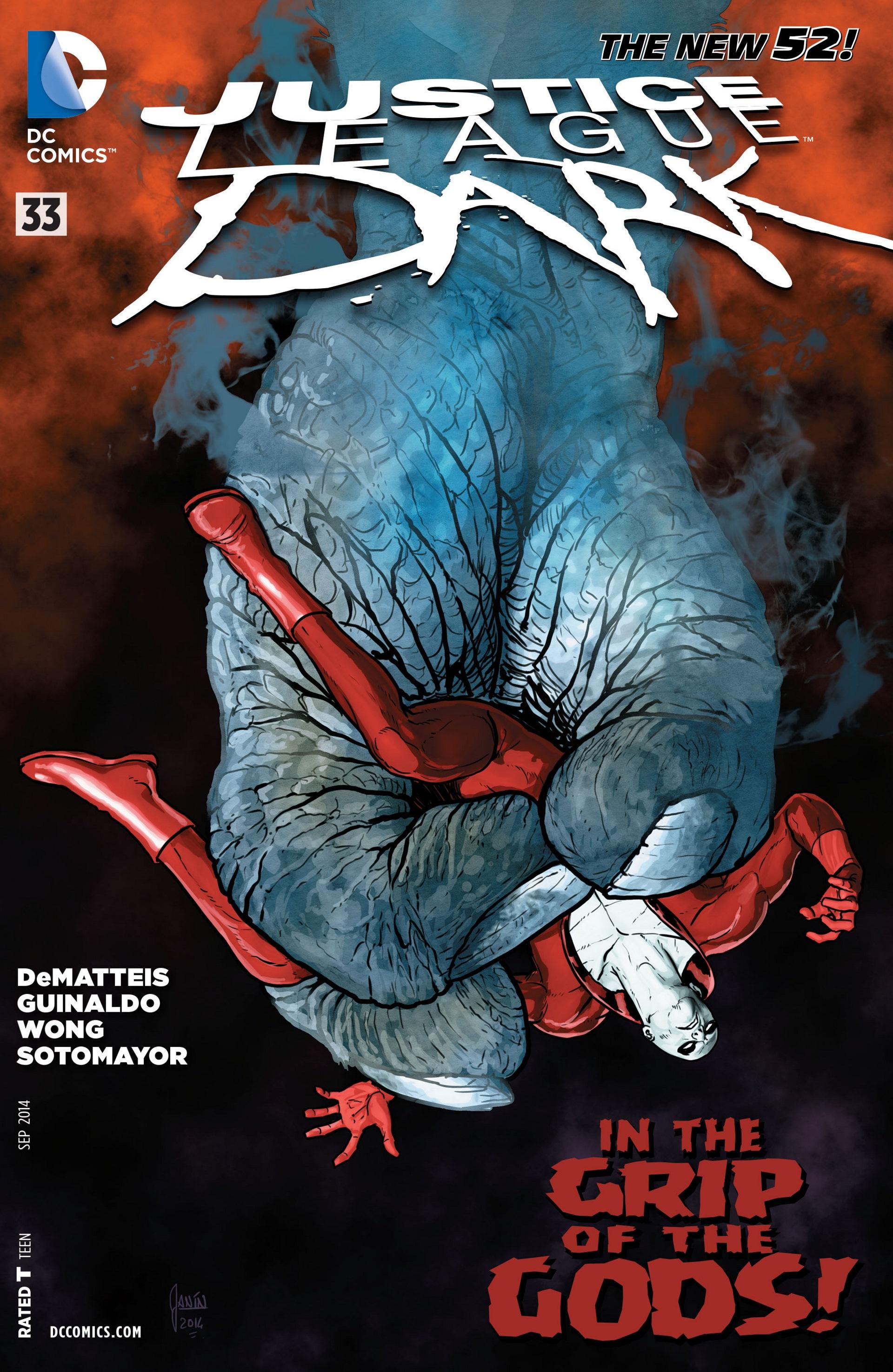 Justice League Dark Vol 1 33