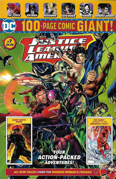 Justice League Giant Vol 1 7