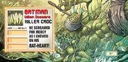 Killer Croc Batman in Bethleham 0001