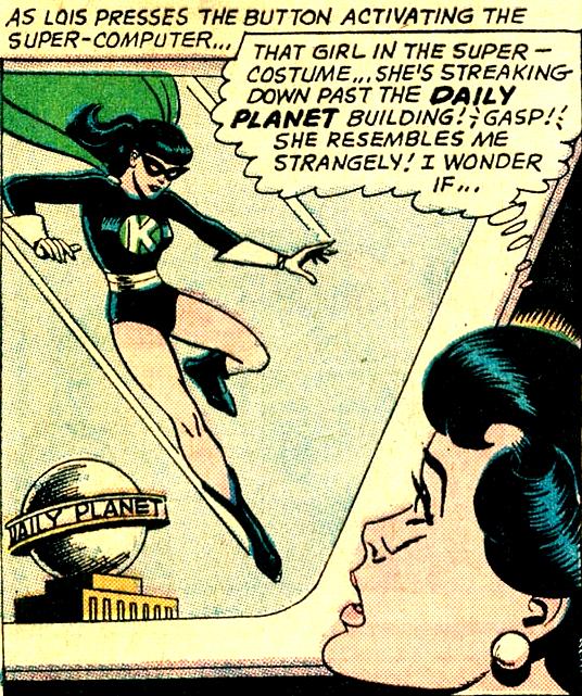 Lois Lane (Earth-Forty-Seven)