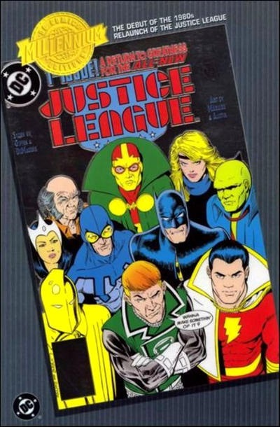 Millennium Edition: Justice League Vol 1 1