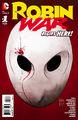 Robin War Vol 1 1