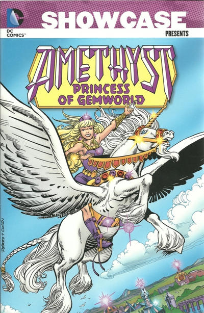 Showcase Presents: Amethyst, Princess of Gemworld (Collected)