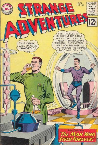 Strange Adventures Vol 1 145