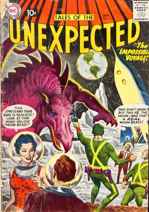 Tales of the Unexpected Vol 1 17