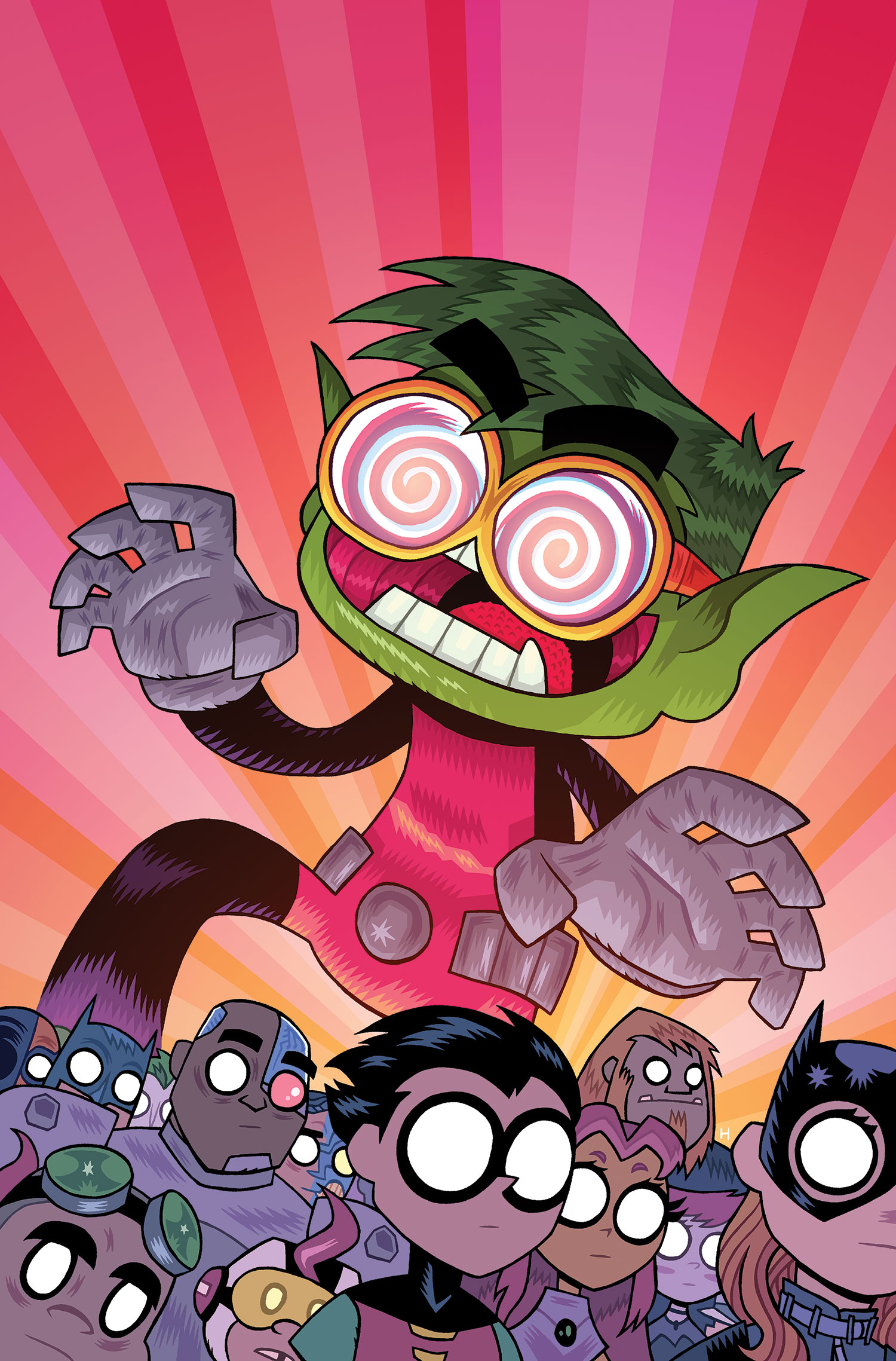 Teen Titans Go! Vol 2 10 Textless.jpg
