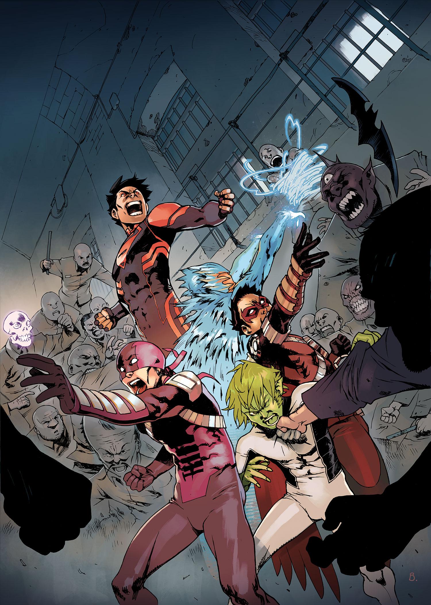 Teen Titans Vol 5 11 Textless.jpg