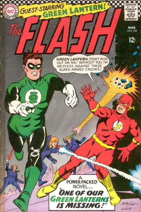 The Flash Vol 1 168