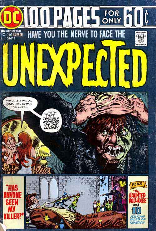 The Unexpected Vol 1 161