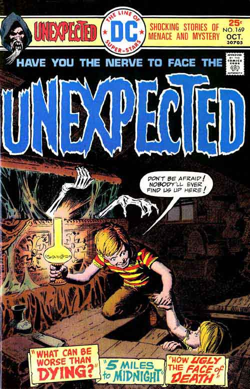 The Unexpected Vol 1 169