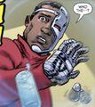 Victor Stone Dark Multiverse Teen Titans The Judas Contract 001