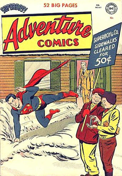 Adventure Comics Vol 1 161