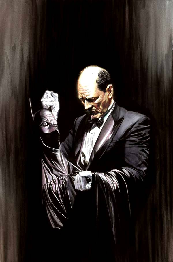 Alfred Pennyworth (New Earth)