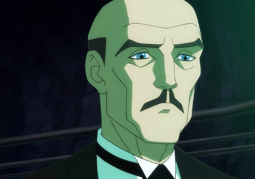 Alfred Pennyworth (DC Animated Movie Universe)