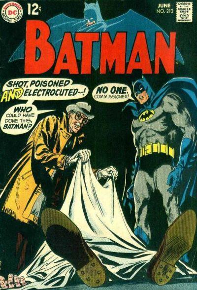 Batman Vol 1 212