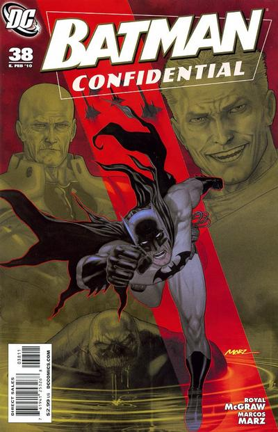 Batman Confidential Vol 1 38