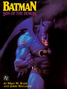 Batman Son of the Demon