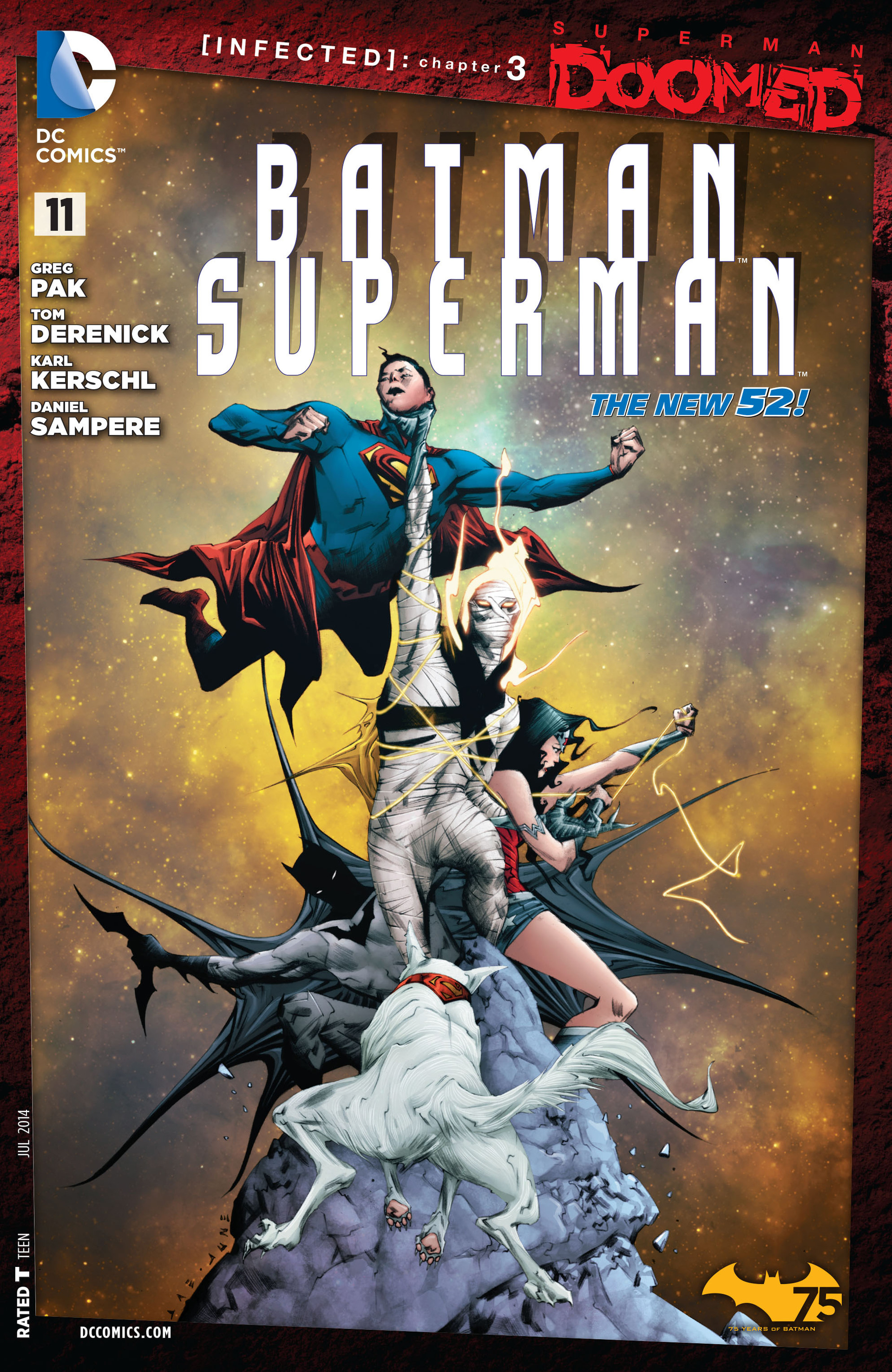 Batman/Superman Vol 1 11