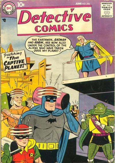 Detective Comics Vol 1 256